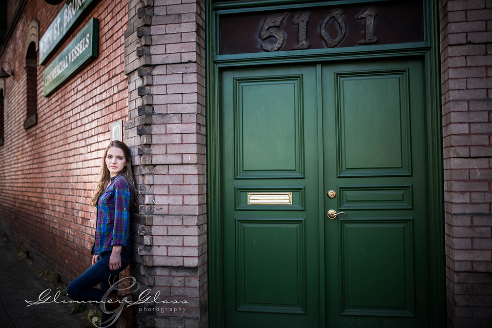 Senior Experience Photography in Seattle