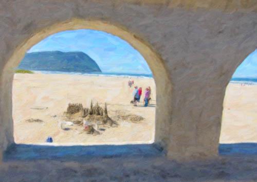 Seaside Beach OR