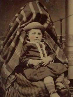 19th century baby pictures